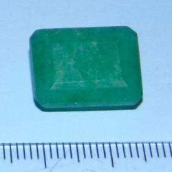 Smaragd GLW  - emerald geslepen - 17x12mm - met certificaat