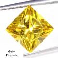 Gele Zirconia