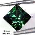 Groene Zirconia