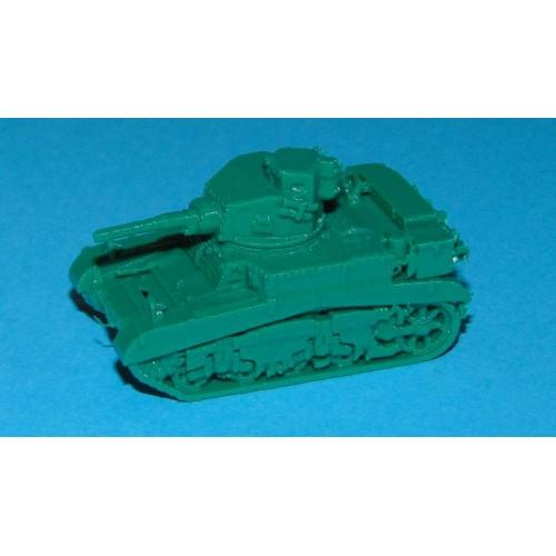 Britse Stuart tank in 1:100  (F.o.W. e.d.)