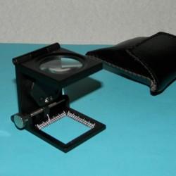 Dradenteller loep - 10x28 - met verlichting