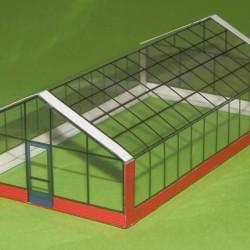 Kas in Z (1:220) - hybride bouwplaat