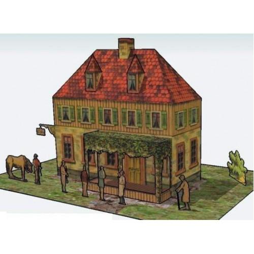 Duits Gasthaus - klein formaat