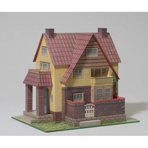 Duits vrijstaand huis - A3