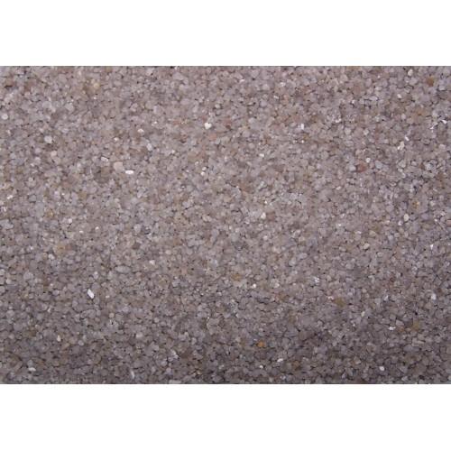 Ballast voor modelspoor, grijs - 1000 gram