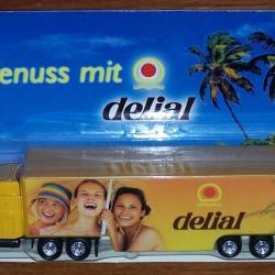 Amerikaanse truck van Delial