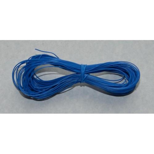 Blauw montagedraad, 10 meter