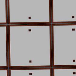 Betonnen rijplaten in 1:18 - wegenplaat - A3