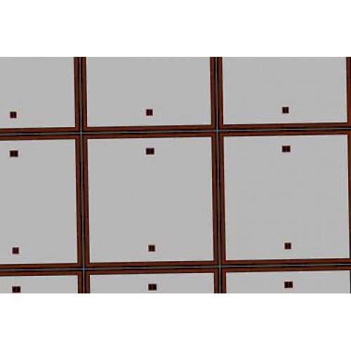 Betonnen rijplaten in 1:18 - wegenplaat - A4