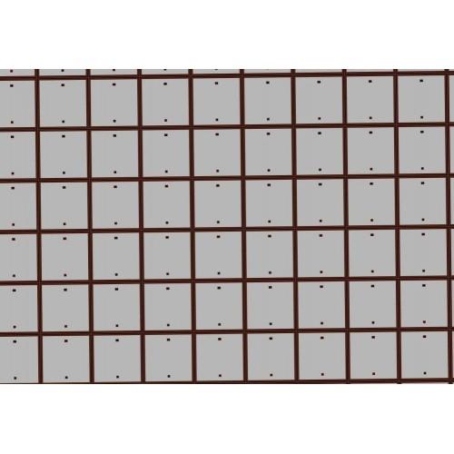 Betonnen rijplaten in N (1:160) - A3