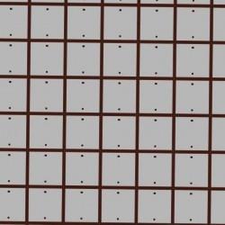 Betonnen rijplaten in Z (1:220) - A3