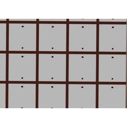 Betonnen rijplaten in 1:35 - A4