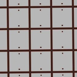 Betonnen rijplaten in 1:56 (28mm) - A3 - papieren wegenplaat