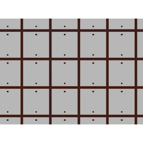 Betonnen rijplaten in h0 (1:87) - A4