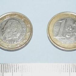 België - 1 Euro 2008