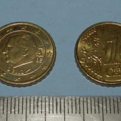 België - 10 cent 2012