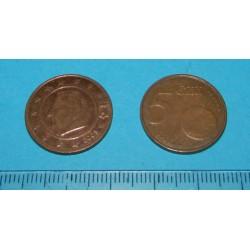 België - 5 cent 2003