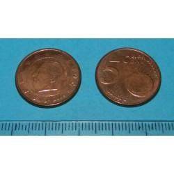 België - 5 cent 2006