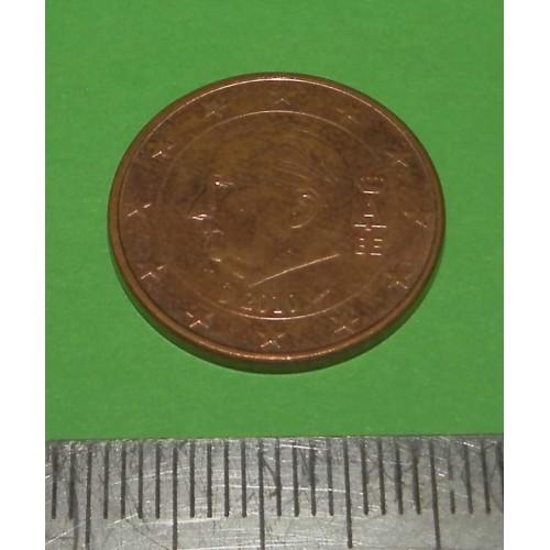 België - 5 cent 2010