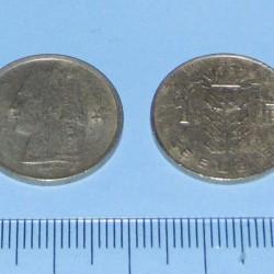 België - 1 frank 1975N