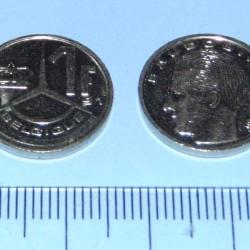 België - 1 frank 1991F