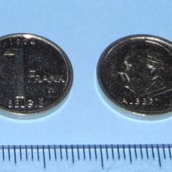 België - 1 frank 1994N