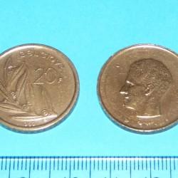 België - 20 frank 1980F