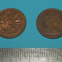 Canada - 1 cent 1972