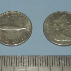Canada - 10 cent 1967