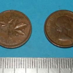 Canada - 1 cent 1964