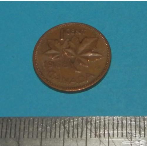 Canada - 1 cent 1968