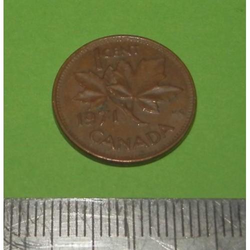 Canada - 1 cent 1971