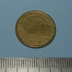 Cyprus - 10 cent 2008