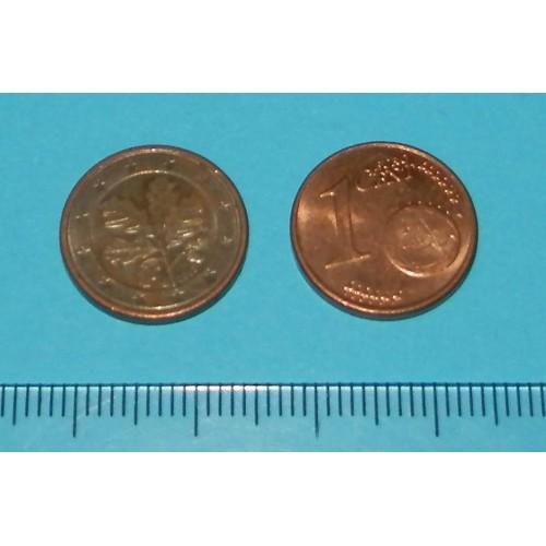 Duitsland - 1 cent 2002D
