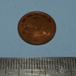 Duitsland - 1 cent 2011D