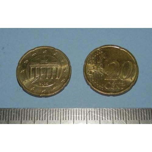 Duitsland - 20 cent 2006A