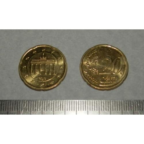Duitsland - 20 cent 2013F