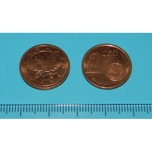 Duitsland - 2 cent 2003F