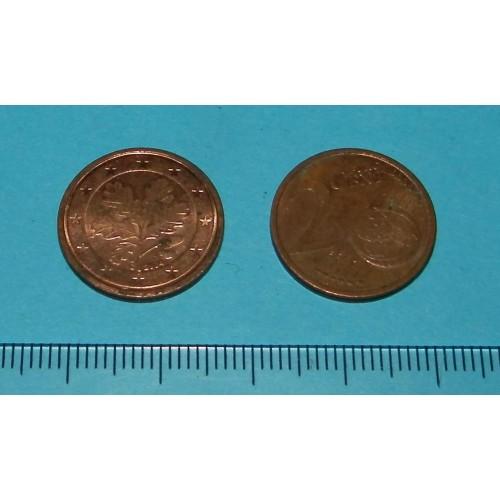 Duitsland - 2 cent 2004G
