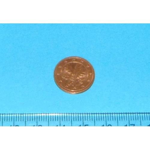 Duitsland - 2 cent 2007A