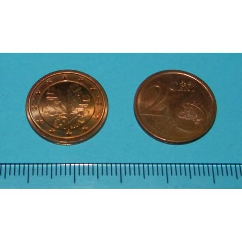 Duitsland - 2 cent 2007J