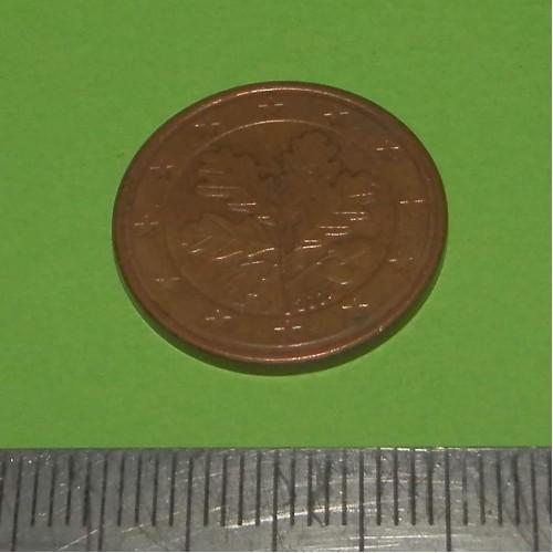 Duitsland - 5 cent 2004J