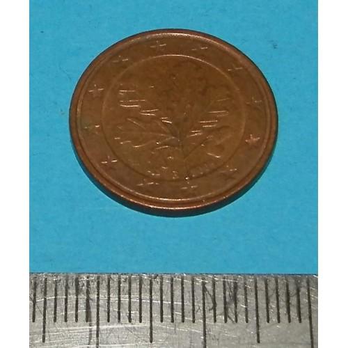 Duitsland - 5 cent 2005G