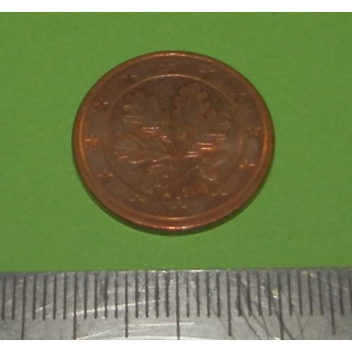 Duitsland - 5 cent 2007A