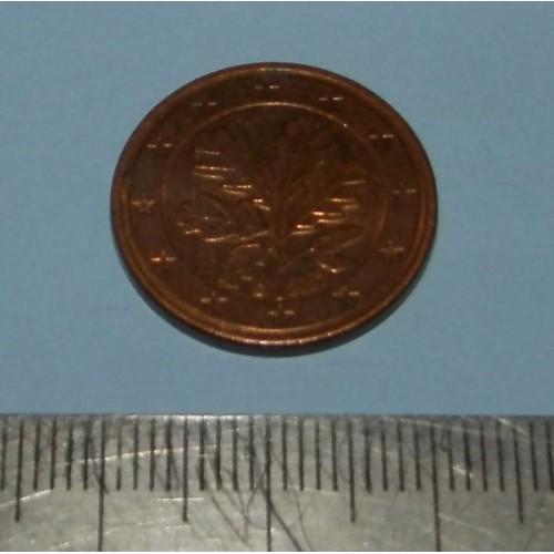 Duitsland 5 cent 2007D