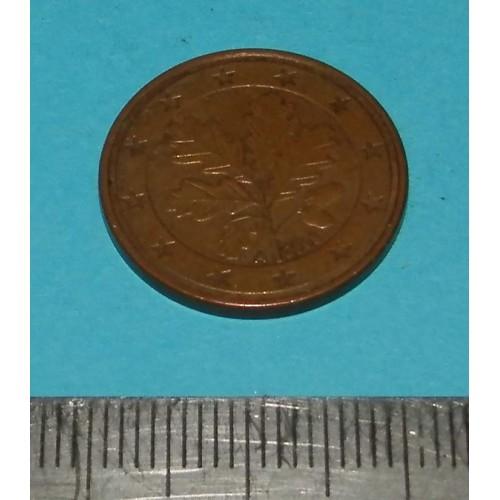 Duitsland - 5 cent 2009A