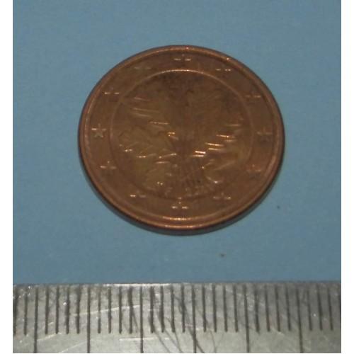 Duitsland - 5 cent 2011F