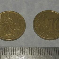 Frankrijk - 10 cent 2005