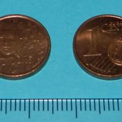Frankrijk - 1 cent 2000
