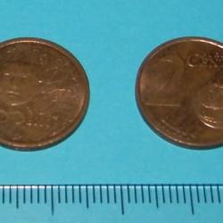 Frankrijk - 2 cent 2000